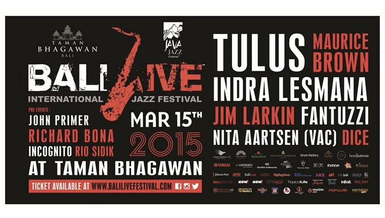 Bali Live International Jazz Festival