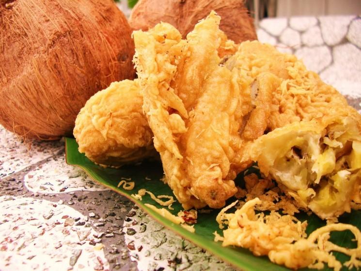 Deep Fried Banana via Spgsupergorengan