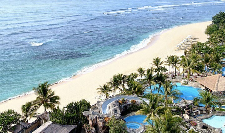 Nusa Dua: Bali's enclave of 5 star hotels