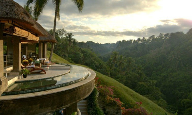 Luxury hotels in ubud 5 star and fabulously fancy for Best hotel di bali