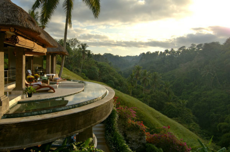 Luxury hotels in ubud 5 star and fabulously fancy for Bali indonesia hotels 5 star