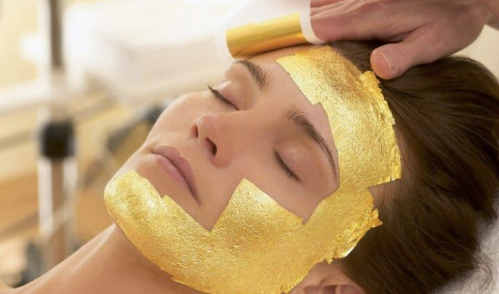 Editor's pick: the 24-carat gold facial at Gold Dust Beauty Lounge, Canggu