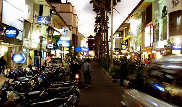 Kuta: where Bali's worldwide fame began