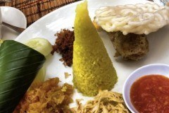 Indonesian food: Breakfast 'til midnight snack
