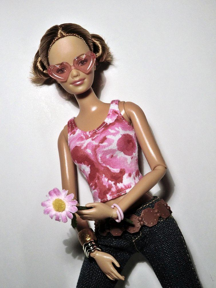 Barbie Hippy