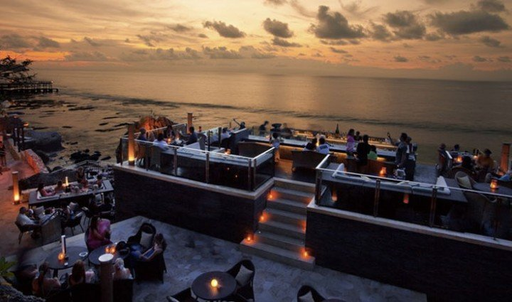 Bali's best bars and clubs by the beach