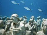 Underwater sculptures in Bali: unveiling the Ocean Galleries