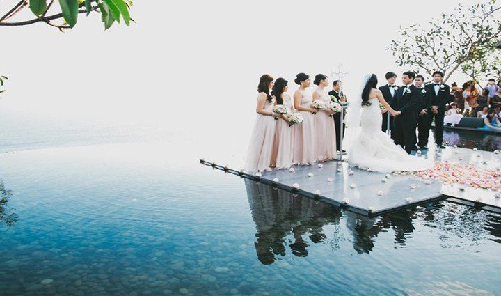 Event planning in Bali: everything you need to know, from rain stoppers to deco ideas