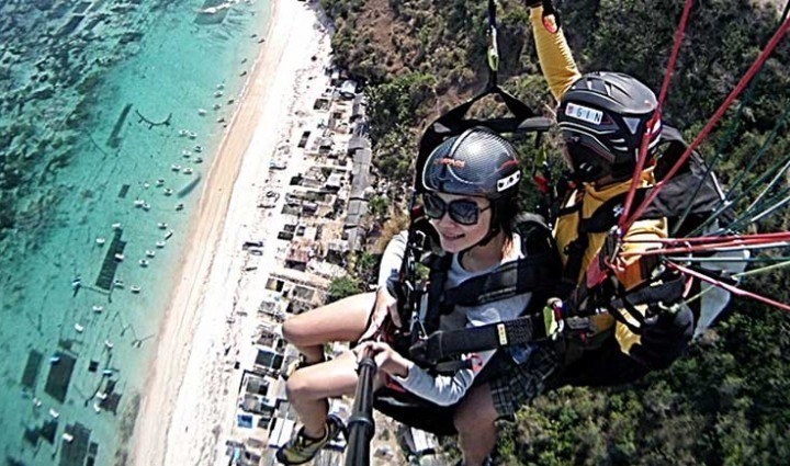 Go hard or go home: Extreme Sports in Bali