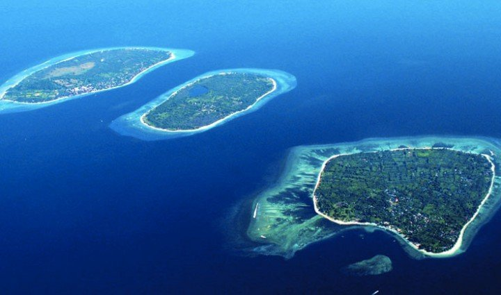The Gili Islands: the real islands of the Gods