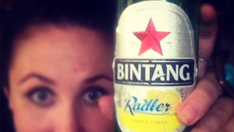 Bintang. Bali's remedy for unexpected airport lines, nightmarish traffic, and 30+ degree days.. or just because really.