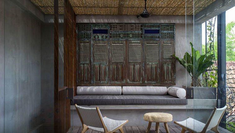 Villa Fi for rent Seminyak Bali