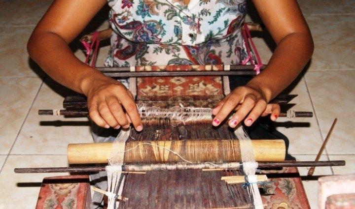 Tenganan: home of Bali's rarest textiles
