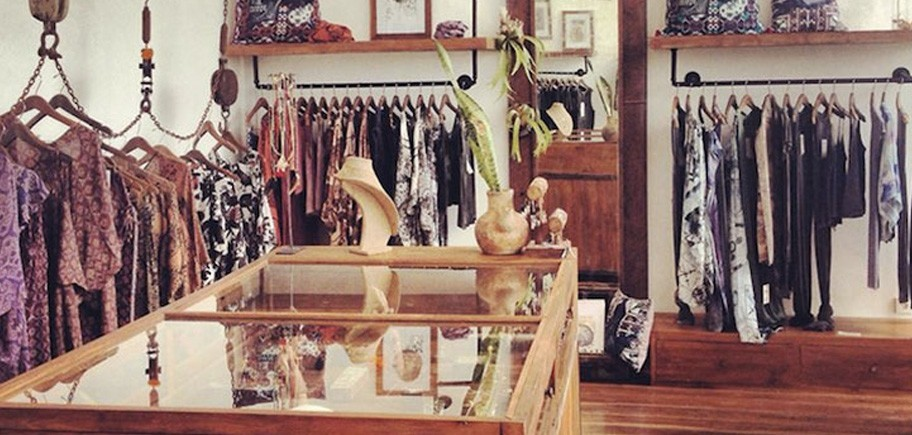 Shopping in bali 21 quality designer boutiques in seminyak for Top ten boutiques