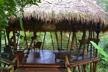 Sarinbuana Eco Lodge Yoga Hut