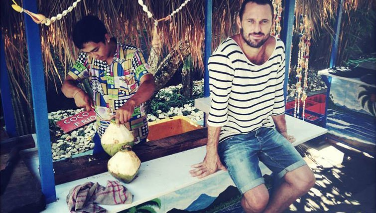 Adrian Reed - the man behind the magic of Motel Mexicola & Salty Seagull, Seminyak
