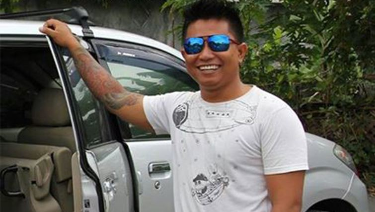 "Bali driver Made ""Jony"""