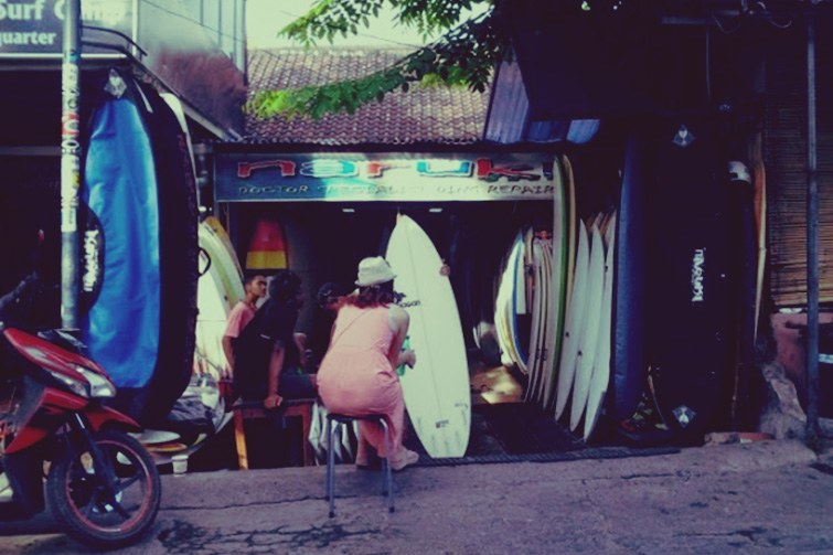 Naruki Surf Shop
