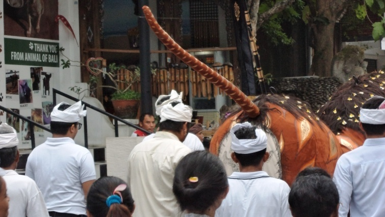 Bali's unique music, dance and ritual drama