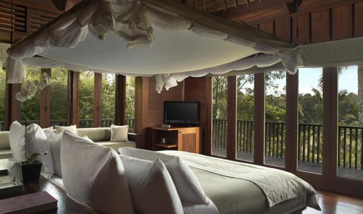 Luxury hotels in Ubud: 5 star and fabulously fancy