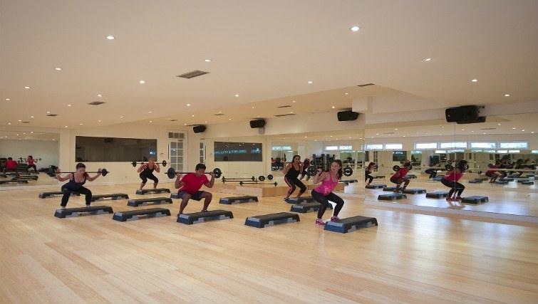 Canngu. Gym