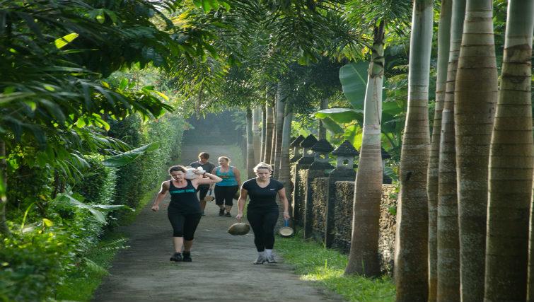 Sharing Bali.