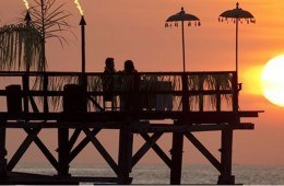 Romantic moments at Aynana Resort and Spa, Bali