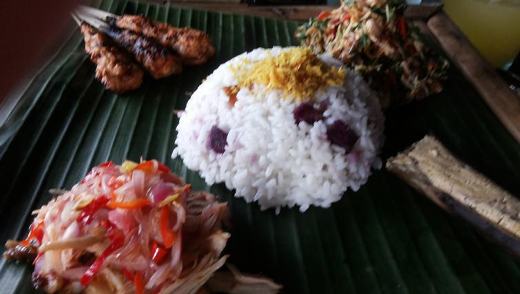 Lunch Bali Asli