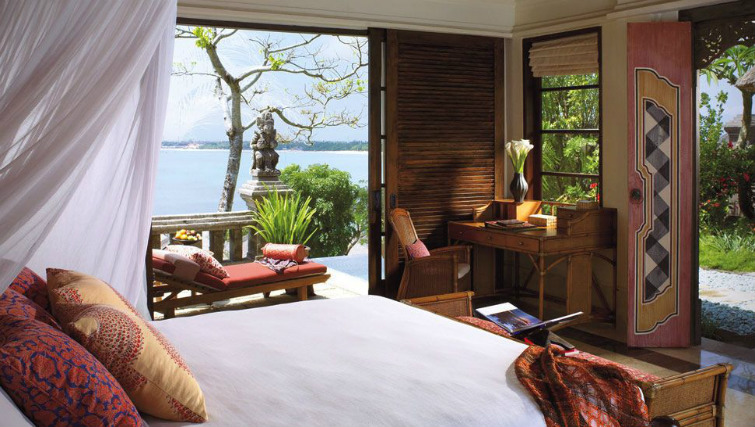Villa accommodation at Four Seasons Jimbaran Bay