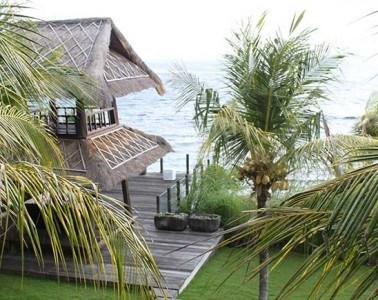 Treehouse at Villa Bukit Segara in East Bali