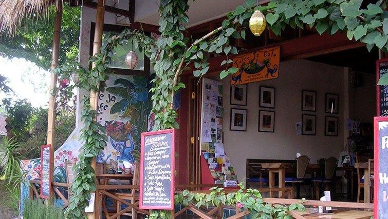 Juice Ja Cafe Ubud