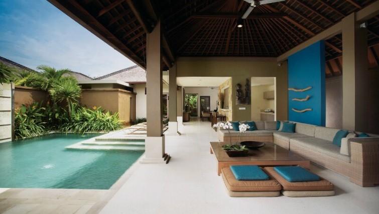 Modern boutique luxury villas