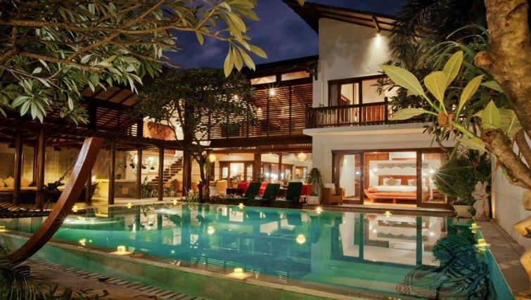 Award winning luxury villas