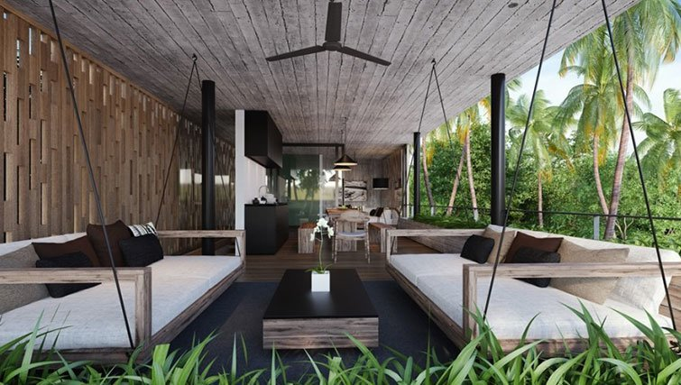 BASK: a new eco-resort on Lombok's Gili Meno island