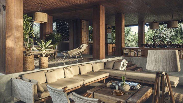 in bali luxury villa