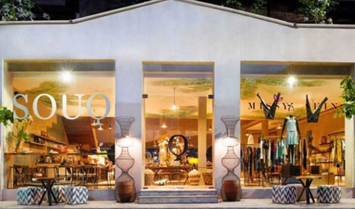 The seduction of SOUQ: the coolest cafe in Seminyak.