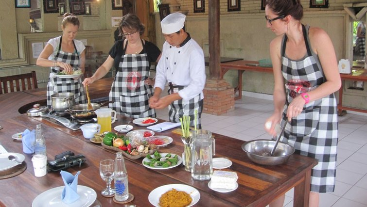 Cookng Classes in Bali